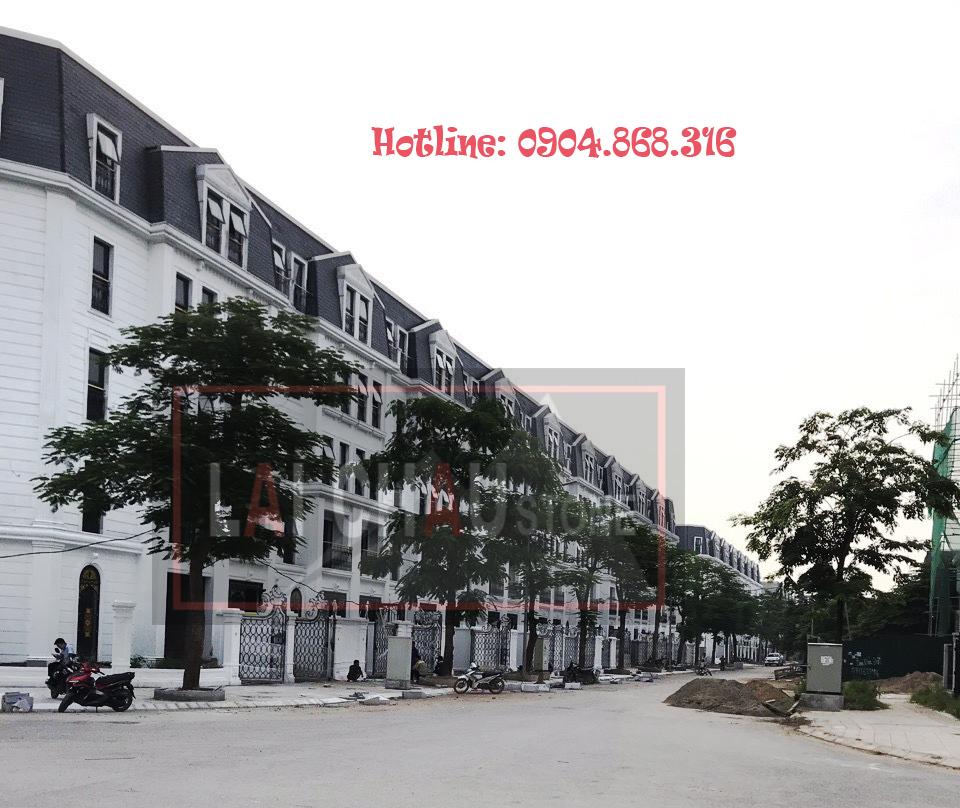 Dự án mái đá biệt thự liền kề Nguyễn Xiển
